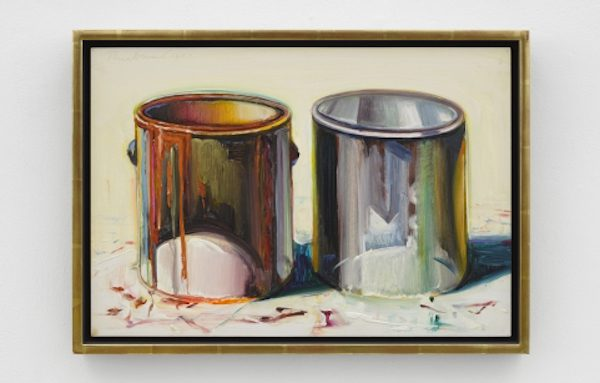 Two Paint Cans 1987