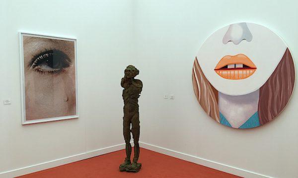 Anton Kern gallery,
