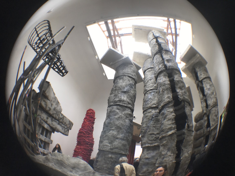 Phyllida Barlow Great Britain Pavilion 57 Venice Biennale