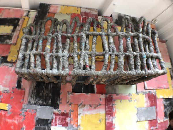 Phyllida Barlow 57 Venice Biennale Juliet Balcony