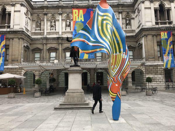 Royal Academy of Arts Summer show 2017