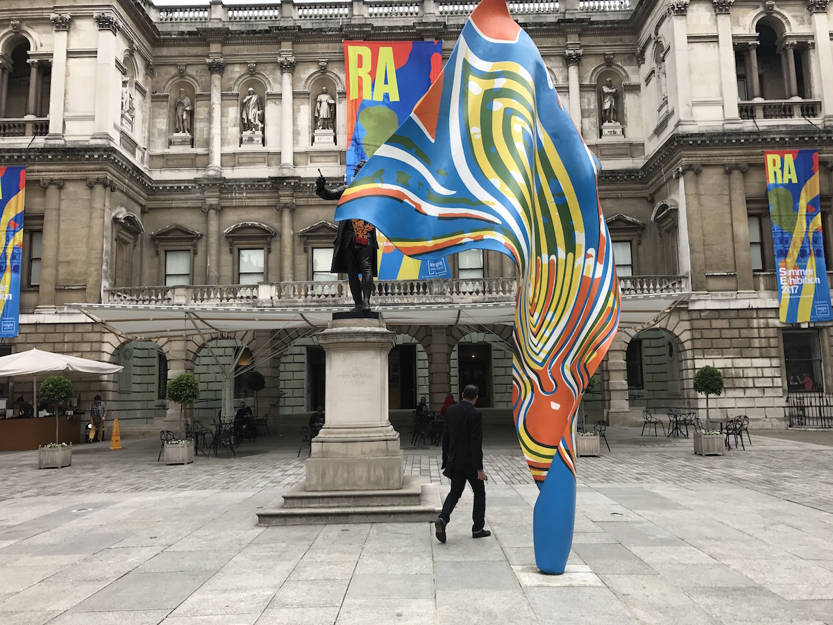 royal academy of arts summer exhibition 2017