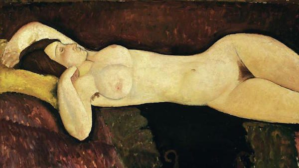 Amedeo Modigliani (1884–1920)