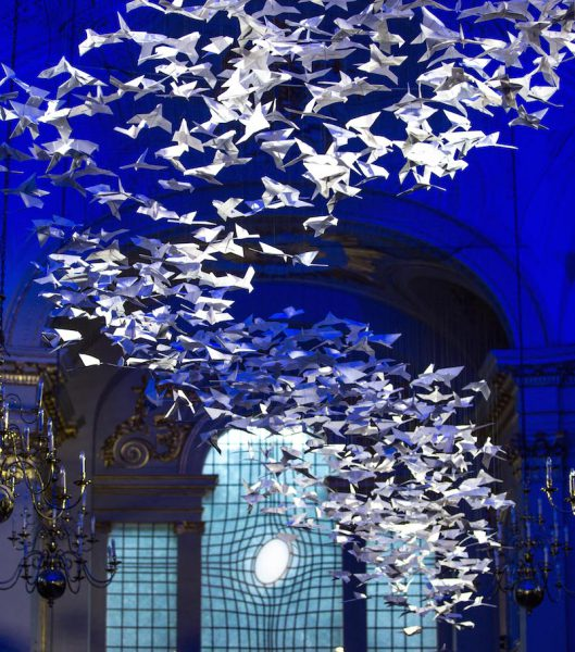Michael Pendry's light installations