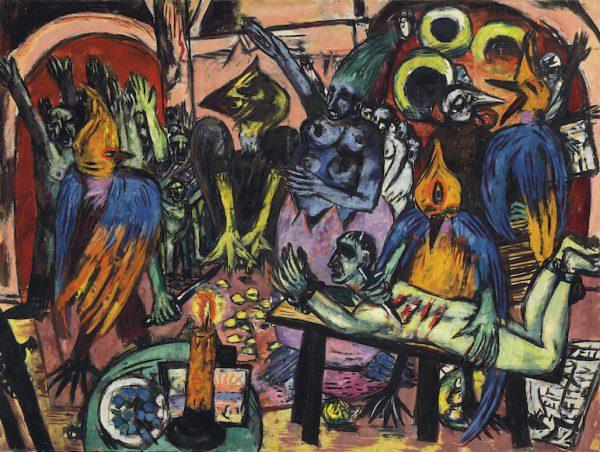 Hölle der Vögel (Birds' Hell) (1937-38)