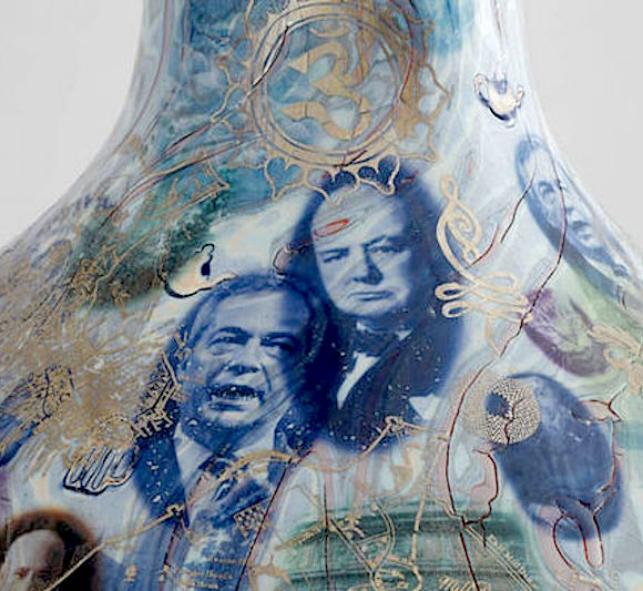 Grayson Perry Brexit Vases Leave