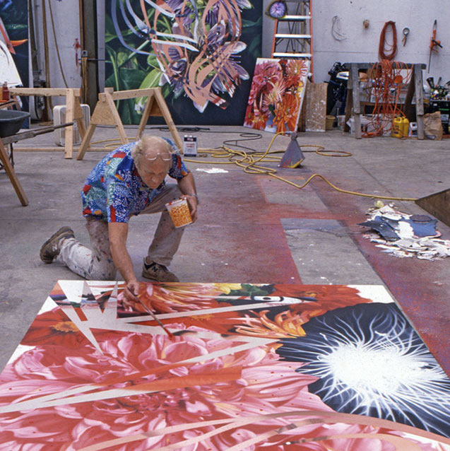 Pop Artist James Rosenquist