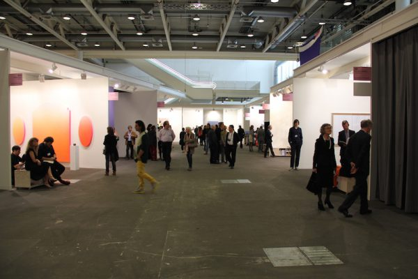 The largest Contemporary Art Fair In Europe