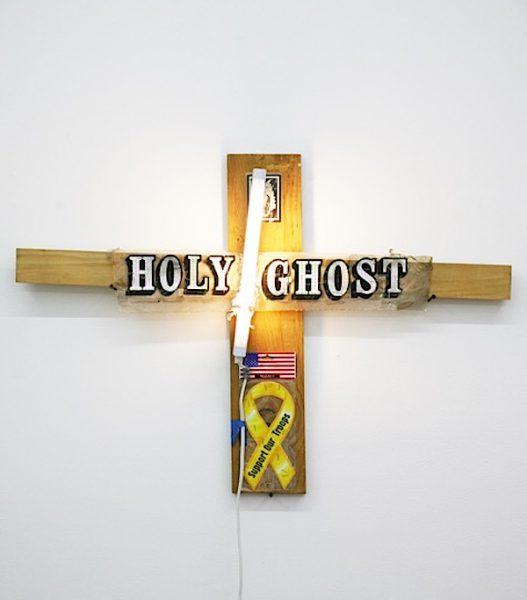Alan Vega's last visual artwork