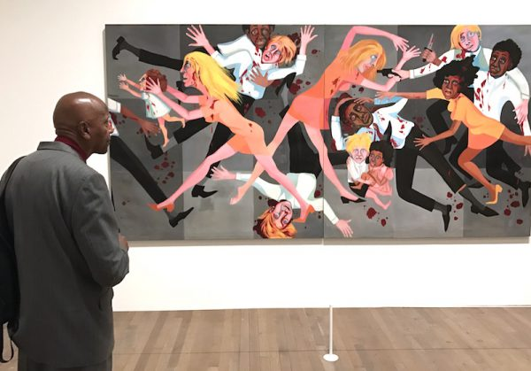 Faith Ringgold A