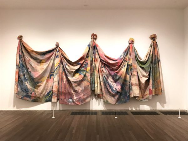 Sam Gilliam Carousel Change 1970