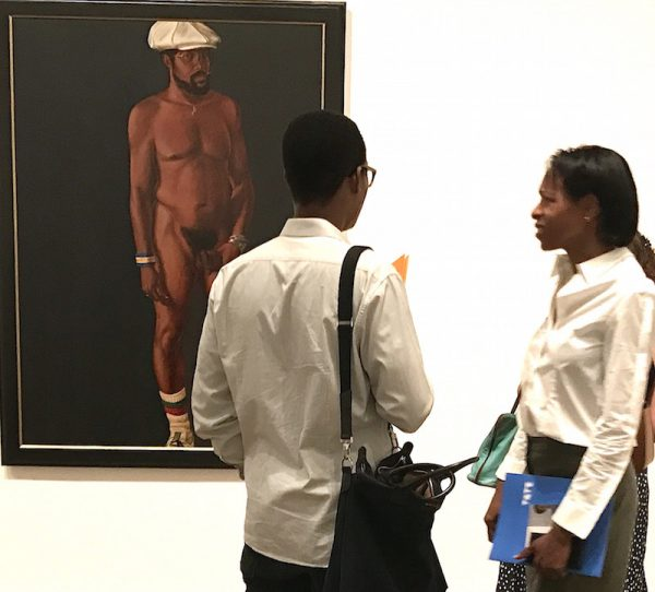 Barkley L. Hendricks, Brilliantly Endowed