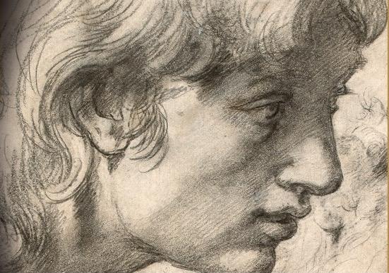 Raphael the Drawings Ashmoleon Museum