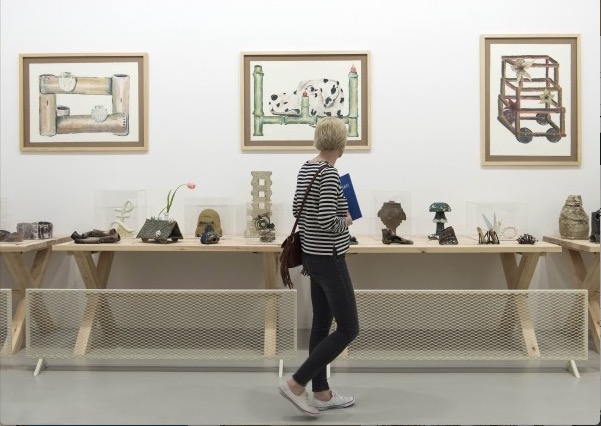 Artists and Ceramics Tate St Ives