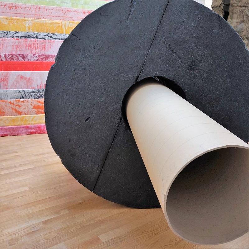 Phyllida Barlow, Folly, British Pavilion venice Biennale 2017