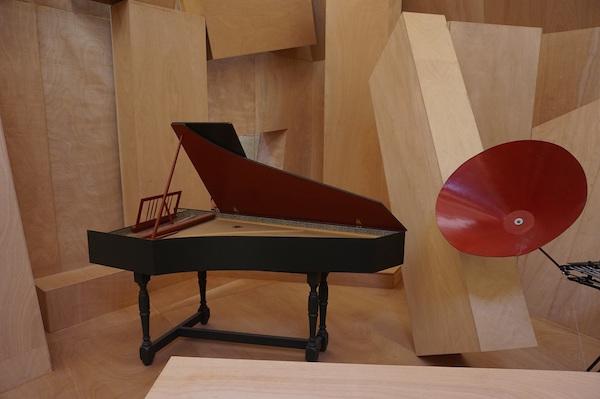Xavier Veilhan Venice Biennale 2017