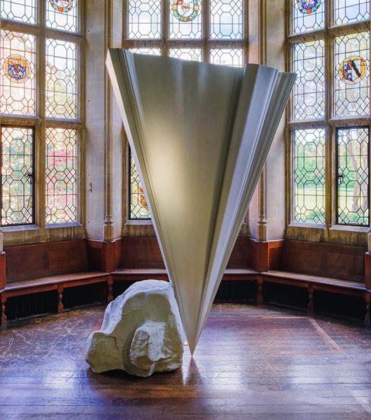 Nick Hornby exhibited at Glyndebourne