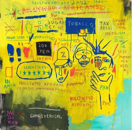 Basquiat at Barbican