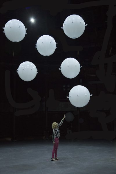 Roundhouse Summer Project: Wayne McGregor Curates Random International
