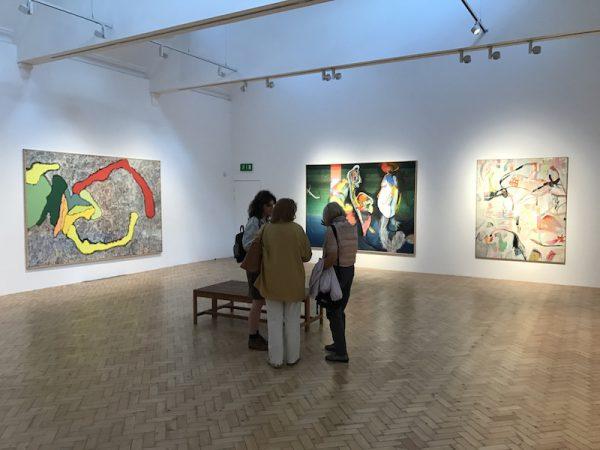 Daniel Richter Camden Arts Centre