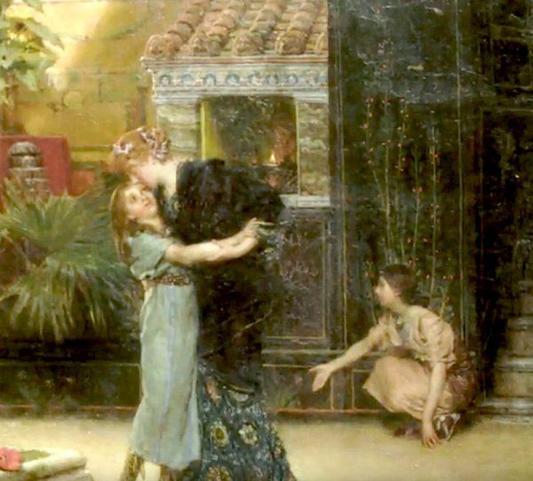 Alma Tadema Family Portrait