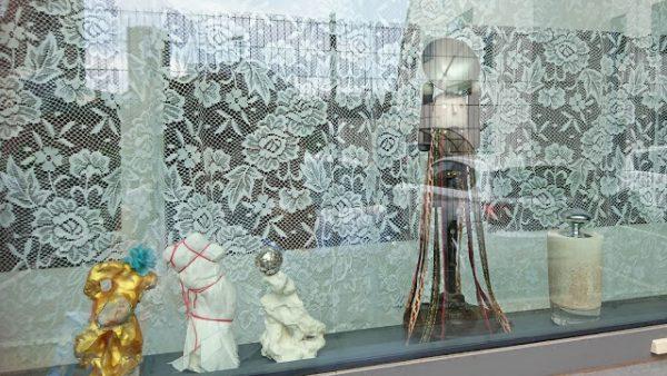 Window Sill with Sasha Bowles, Adam Dix and Magda Drwiega
