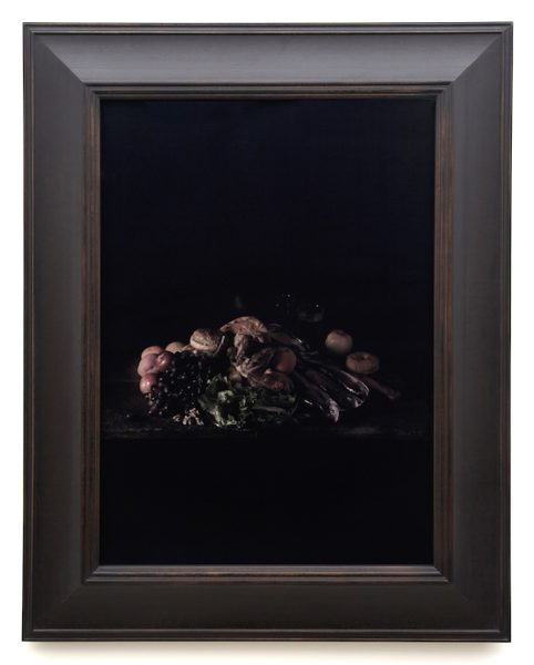 Mat Collishaw, 'Last Meal on Death Row (Juan Soria)'