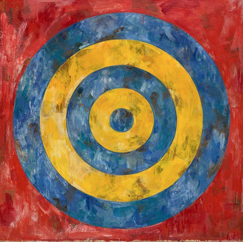 Jasper Johns Royal Academy of Arts