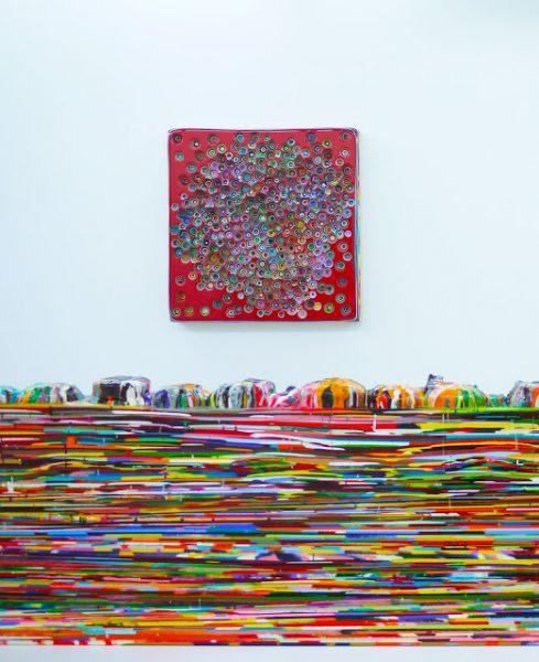 Installation with Markus Linnenbrink