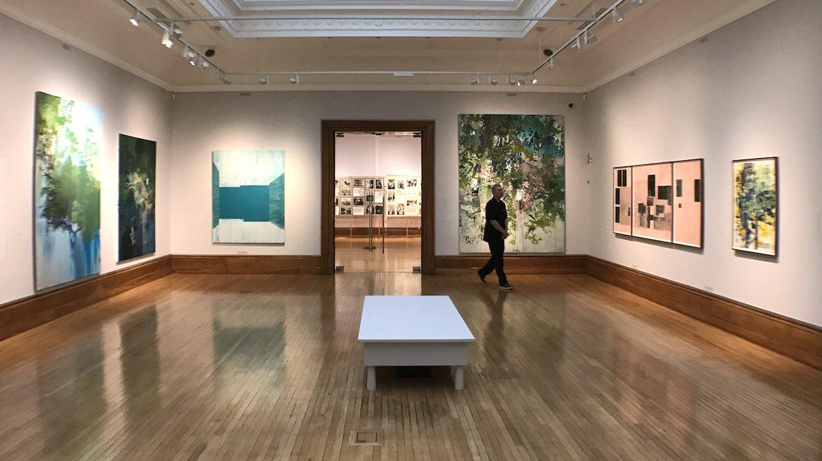Hervin Anderson Turner Prize Nominee 2107