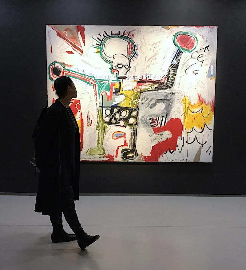Basquiat Colour