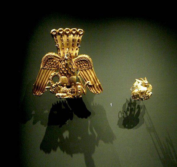 Scythian Gold ,British Museum