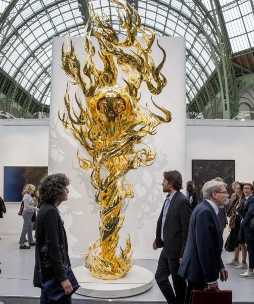 Inside FIAC Paris