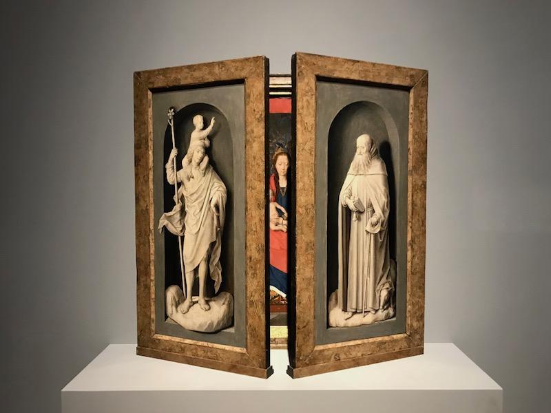 Hans Memling Triptych