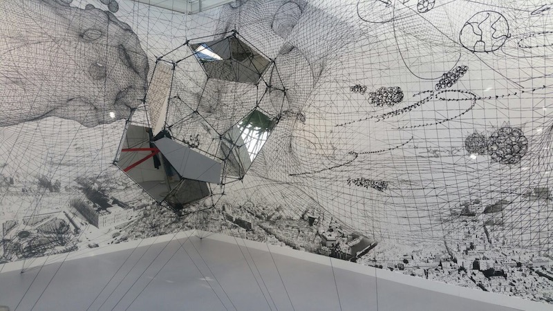Tomas Saraceno Esther Shipper