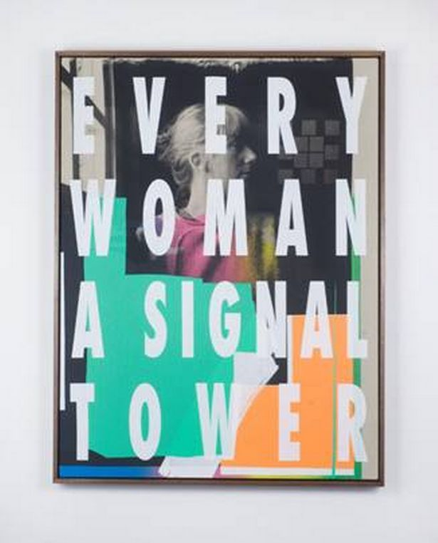Ciara Phillips, Every Woman a Signal Tower (2015