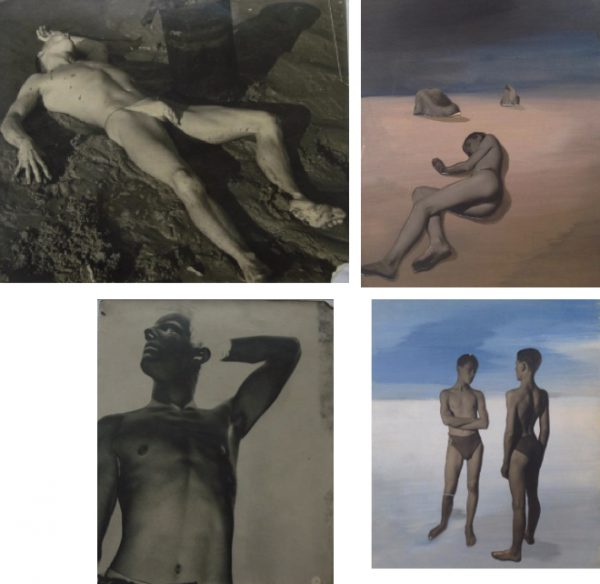 Keith Vaughan Erotic