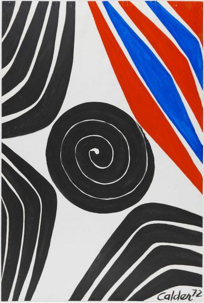 Alexander Calder 1972