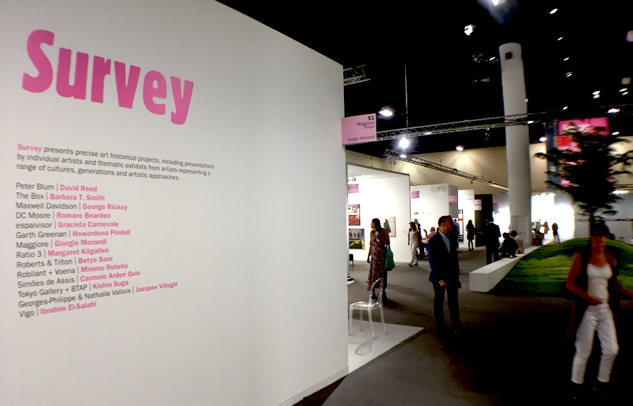 Survey Miami Beach Art Basel