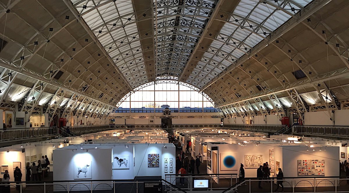 Milestones From 2017 Into 2018: London Art Fair 2018 Marks 30th Anniversary With Milestone
