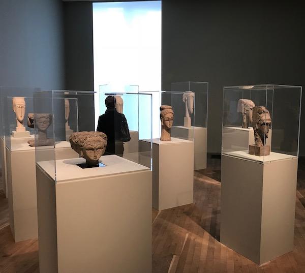 Modigliani Sculpture Tate Modern