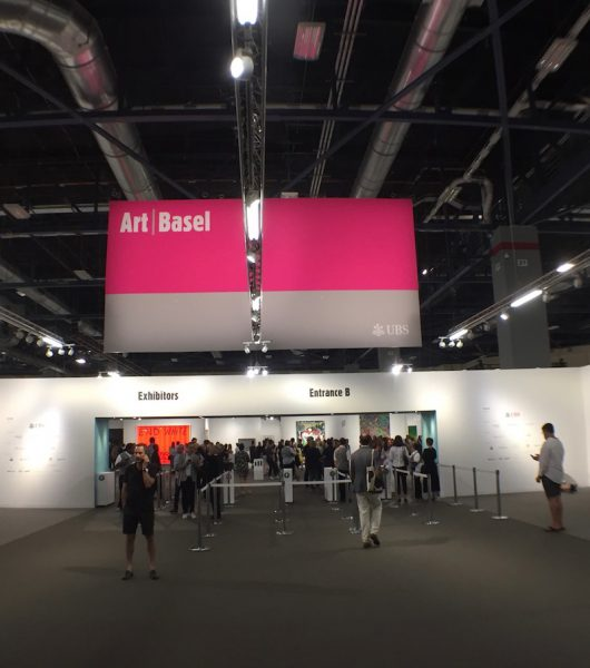 Art Basel Miami Beach 16th Edition