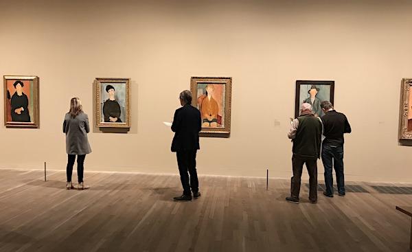 Modigliani Tate Modern