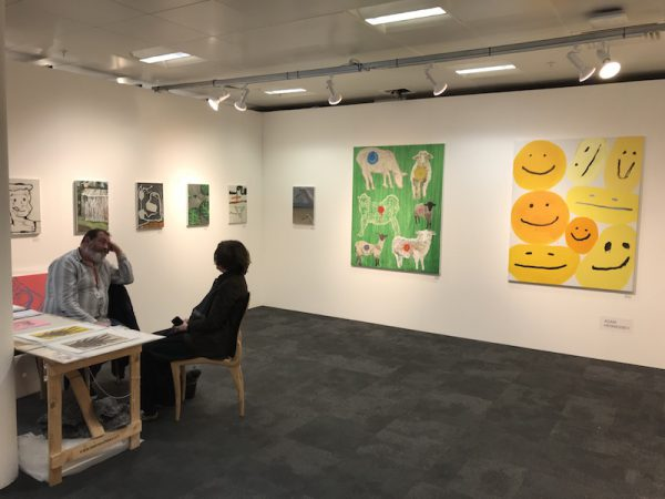 Adam Hennessey, New Art Projects London Art Fair 2018