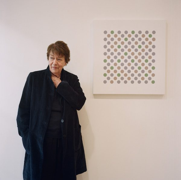 Bridget Riley David Zwirner