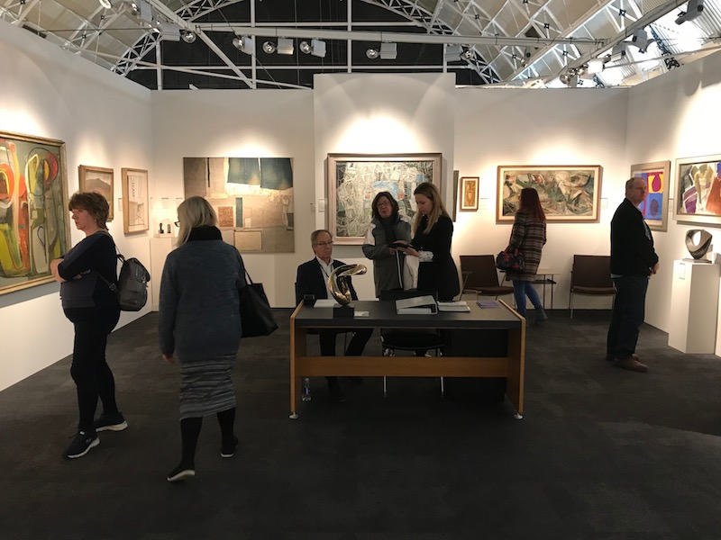 British Modern At The London Art Fair