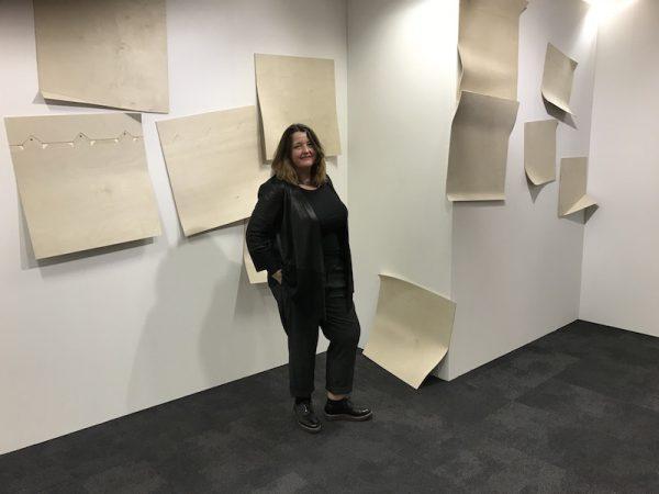 Frances Richardson Chiara Williams Contemporary Art London Art Fair 2018