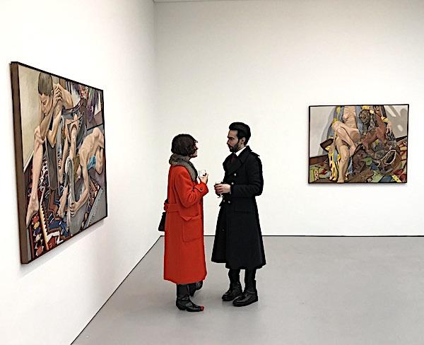 Philip Pearlstein Saatchi Gallery