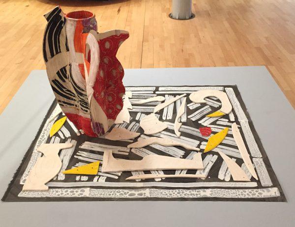 Betty Woodman Liverpool Biennial 2016