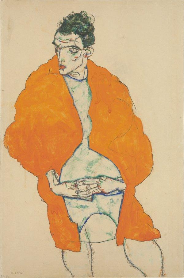 Egon Schiele Tate Liverpool